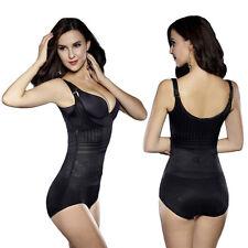 Women Full Body Waist Trainer Shaper Underbust Corset Cincher Shapewear Slimming