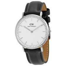 Daniel Wellington DW00100053/0608DW Unisex Casual Watch Black/Stainless Steel