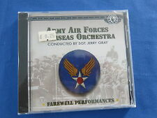 CD. Army Air Forces Overseas Orchestra Farewell Performances  Brand New & Sealed