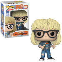 Genuine Wayne's World Pop! Vinyl Figure Garth #685 Rare UK Stock Gift Idea
