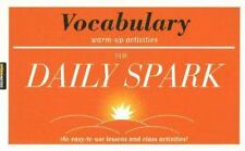 Vocabulary (The Daily Spark): 180 Easy-to-Use Lessons and Class Activities!
