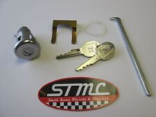 69 70 71 72 73 74 75 76 77 Cutlass Gto Skylark trunk lock kit round GM keys