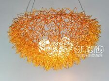 Bird Nest eggs Pendant Light Dining Room Ceiling Lamp Kid Child Veranda Lighting