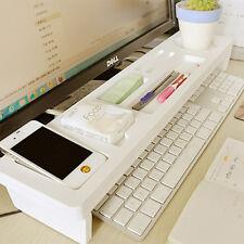 Home Office Tidy Multifunction Desktop Rack Desk Organizer Storage Holder Shelf