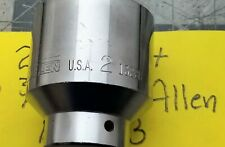"3/4"" Drive 2"" Shallow Chrome Socket Pristine New Condition 13220 Allen [B5BB]"
