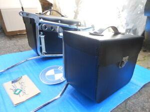 BMW R50/5 R60/5 R65 R45 R75/5 /6 /7 R80 R90 R100 Packtaschen Ledertaschen Koffer