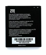OEM Original ZTE LI3820T43P3H585155 Battery for Warp LTE 4G N9510 Source N9511