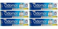 Dabur Odomos 6x 50g Mosquito Repellent Cream Non Sticky Free Ship