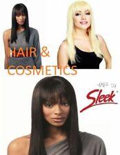 Sleek 100% Human Hair Wig -Superb- with free wig cap-Authorised UK Seller!!!