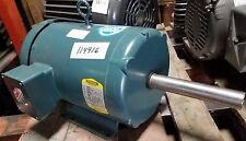 NEW BALDOR  7 1/2 HP 3 PHASE MOTOR /  37M573Y761G1  (SUPER E)