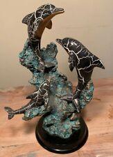 Dolphin Statue/Purpoise Sculpture