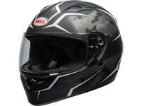 Casque intégral moto BELL Qualifier Stealth Camo Black/White