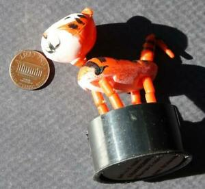 1960s Kellogg's Frosted Flakes Tony the Tiger character 3-D Push-up puppet toy!