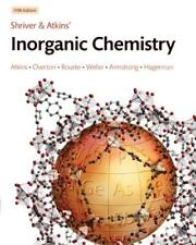 Inorganic Chemistry  by Mark Weller & Shriver