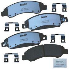 Disc Brake Pad Set-Police Disc Brake Pad Front Bendix PBD1092