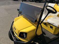 New Clear  Flip Windshield for EZGO E-Z-GO L6 EXPRESS UTV Golf Cart 2008-up
