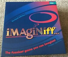 Imaginiff... Board Game by Buffalo Games ~ Ages 10 & up ~ 3-8 Players ~ Complete
