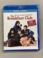 The Breakfast Club - 30th Anniversary Edition (Blu-ray + Digital HD) BRAND NEW
