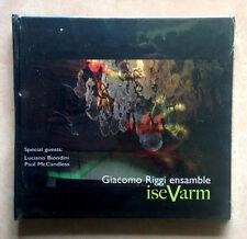 GIACOMO RIGGI ENSAMBLE / ISEVARM - CD (printed in Italy 2010) SIGILLATO / SEALED