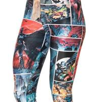 Women leggings Batman fragments patterns printed  S-4XL  slim legging 3301