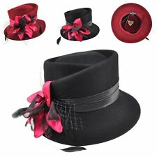 Feather Vintage Hats for Women