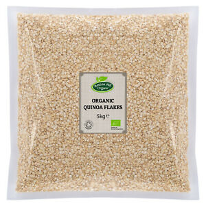 Organic Quinoa Flakes 5kg Certified Organic