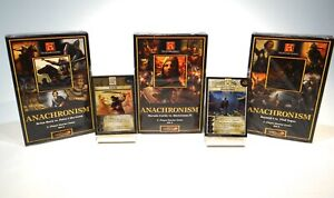 5 Starter Sets and 64 Warrior Packs Ultimate Anachronism Sealed Lot