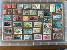 Turks and Caicos unchecked mint/used stamps