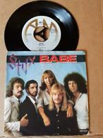 "Styx-Babe-Vinyl,7"",45 RPM,Single-Rock-Sammlung-D 1980"