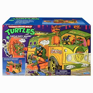 Teenage Mutant Ninja Turtles TURTLE PARTY WAGON Mutant Attack Van TMNT 2021 New