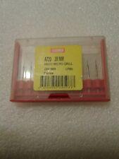 Dormer drill bits A720  .39 MM  HSCO MICRO Drill