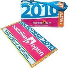 Official Women's Player Towel | Australian Open 2010 | Limited stock available