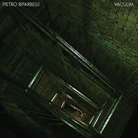 PIETRO RIPARBELLI - VACUUM  CD NEW+