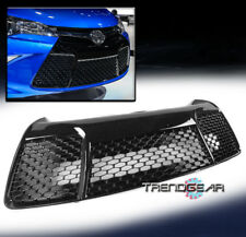 NEW 2015-2017 TOYOTA CAMRY XSE FRONT BUMPER LOWER GRILLE GRILL BLACK REPLACEMENT