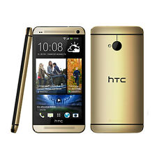 (Gold) 4.7-Inch Unlocked HTC ONE M7 32GB Quad-core Android GSM 3G Mobile Phone