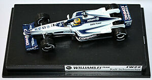 Williams BMW FW22 Formula1 2000 #9 Ralf Schumacher 1:43