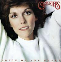 Carpenters - Voice Of The Heart (Vinyl LP) Good Condition