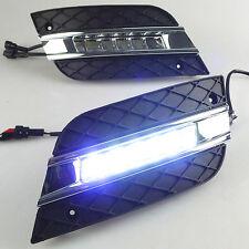 White Daytime Driving Running Fog Light Lamp for Mercedes-Benz W164 ML350 ML280