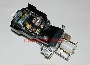 1955-1959 Chevrolet CORVETTE BEL AIR TRUCK Headlight Switch with Fuse HS1995082