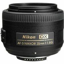 Nikon NIKKOR Kamera-Objektive mit 35mm