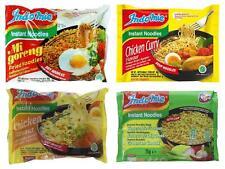 Indomie Noodles Mi Goreng Chicken Curry Vegetable Lime Chicken Flavor Pack of 40