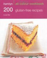 200 Gluten-Free Recipes: Hamlyn All Colour Cookbook (Hamlyn All Colour Cookery,