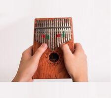 Electric Kalimba GECKO 17 Keys Koawood Mbira Likembe Professional Thumb Piano