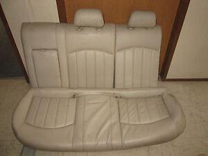 JAGUAR X-TYPE REAR SEAT 2002-2003-2004-05-06  ADX