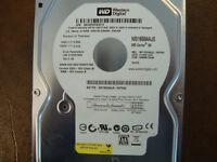 Western Digital WD1600AAJS-00PSA0 DCM:HANNNT2AAN  160GB  Sata Hard Drive