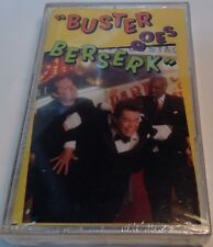 Buster Goes Berserk by Buster Poindexter (Cassette, May-1989, RCA) Usa 9665-4-R