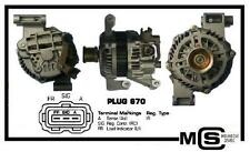 NUOVO OE spec. FORD FOCUS C-MAX 1.8 04-07 Alternatore