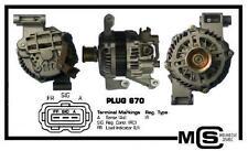 New OE spec FORD Focus C-MAX 1.8 04-07 Alternator
