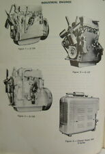 Operation Manual for 4 Cylinder Over Head Valve Continental Z-129 G-157 E201
