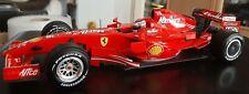 """MATTEL/Hotwheels Ferrari F2007  1:18 / """"Kimi Raikönnen"""""""